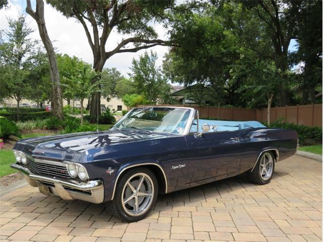 1965 Chevrolet Impala (CC-1505883) for sale in Lakeland, Florida
