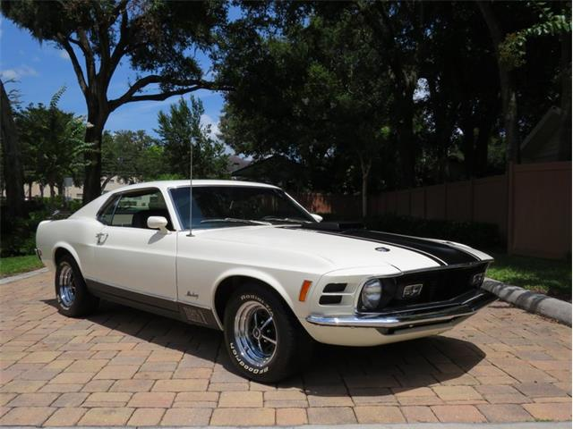 1970 Ford Mustang (CC-1505884) for sale in Lakeland, Florida