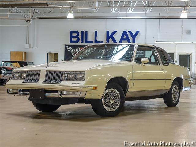 1984 Oldsmobile Cutlass Supreme (CC-1505924) for sale in Downers Grove, Illinois
