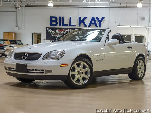 1999 Mercedes-Benz SLK-Class (CC-1505925) for sale in Downers Grove, Illinois