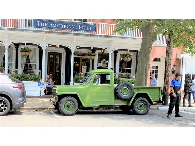 1951 Willys-Overland Pickup (CC-1505955) for sale in Sag Harbor, New York
