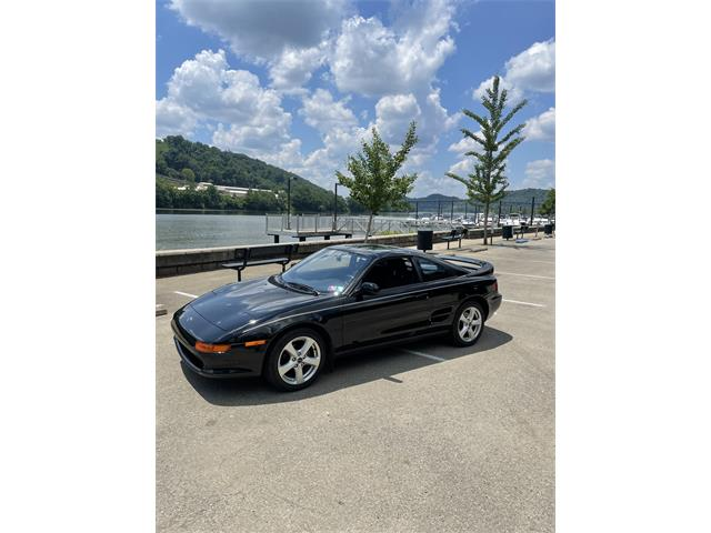 1991 Toyota MR2 (CC-1505956) for sale in Pittsburgh, Pennsylvania