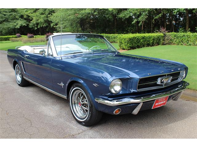 1965 Ford Mustang (CC-1505982) for sale in Roswell, Georgia