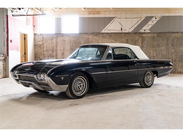 1962 Ford Thunderbird (CC-1505988) for sale in st-leonard, Quebec