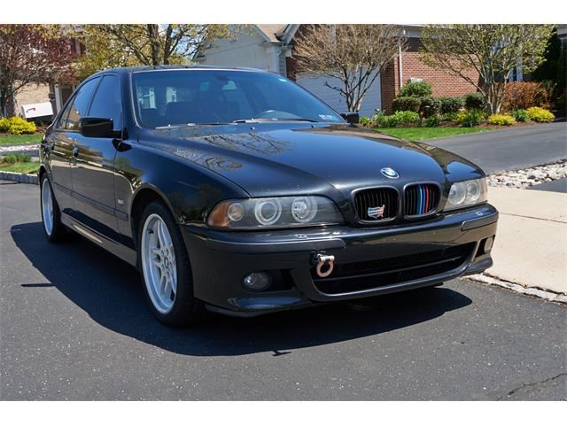 2003 BMW 540i (CC-1506002) for sale in FURLONG, Pennsylvania
