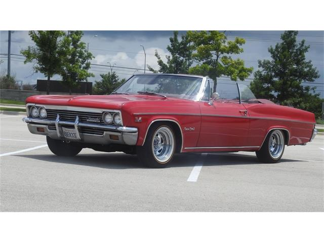 1966 Chevrolet Impala (CC-1506007) for sale in Austin, Texas