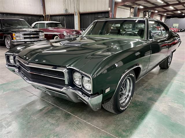 1969 Buick Skylark (CC-1506012) for sale in Sherman, Texas
