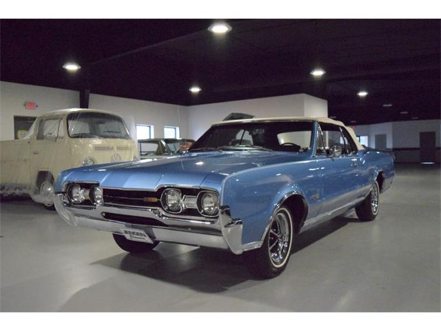 1967 Oldsmobile 442 (CC-1506015) for sale in Sioux City, Iowa