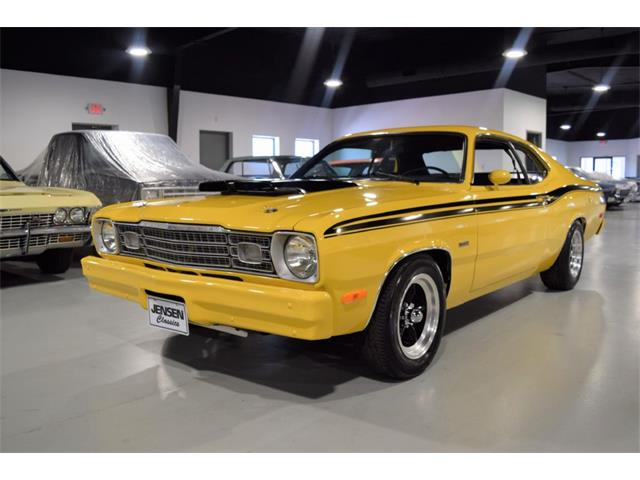 1974 Plymouth Duster (CC-1506018) for sale in Sioux City, Iowa