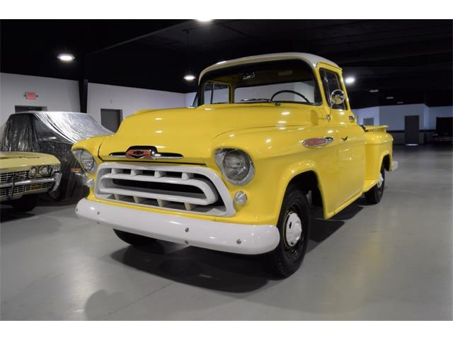 1957 Chevrolet 3100 (CC-1506020) for sale in Sioux City, Iowa