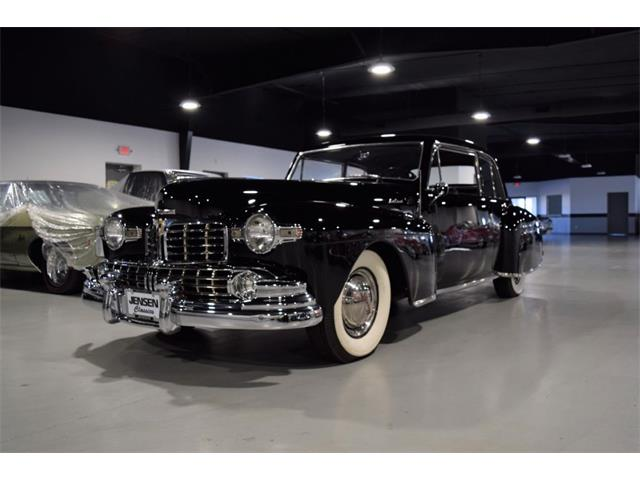 1948 Lincoln Continental (CC-1506028) for sale in Sioux City, Iowa