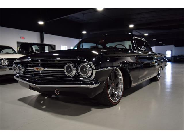 1960 Chevrolet Bel Air (CC-1506038) for sale in Sioux City, Iowa