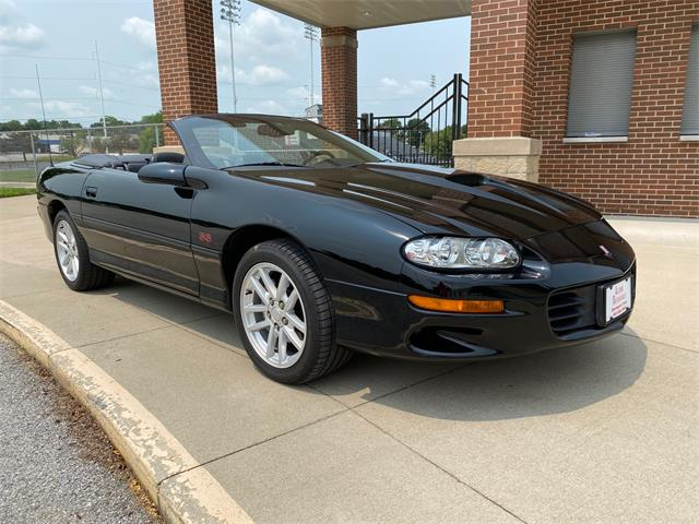 2001 Chevrolet Camaro SS (CC-1506043) for sale in DAVENPORT, Iowa