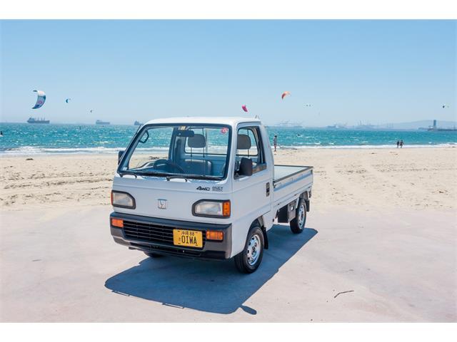 1990 Honda Acty (CC-1506044) for sale in Long Beach, California