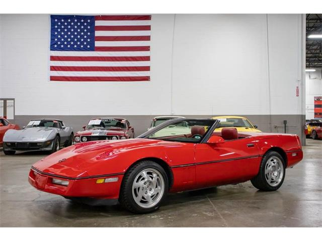 1990 Chevrolet Corvette (CC-1506069) for sale in Kentwood, Michigan