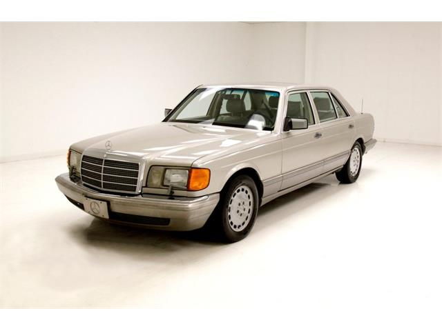 1988 Mercedes-Benz 300SEL (CC-1506072) for sale in Morgantown, Pennsylvania