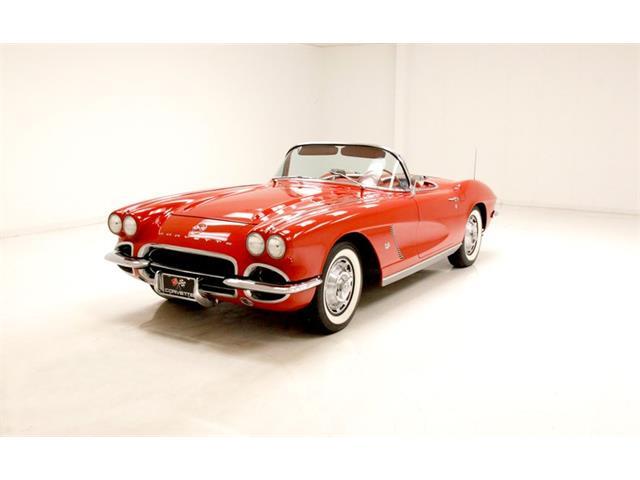 1962 Chevrolet Corvette (CC-1506082) for sale in Morgantown, Pennsylvania