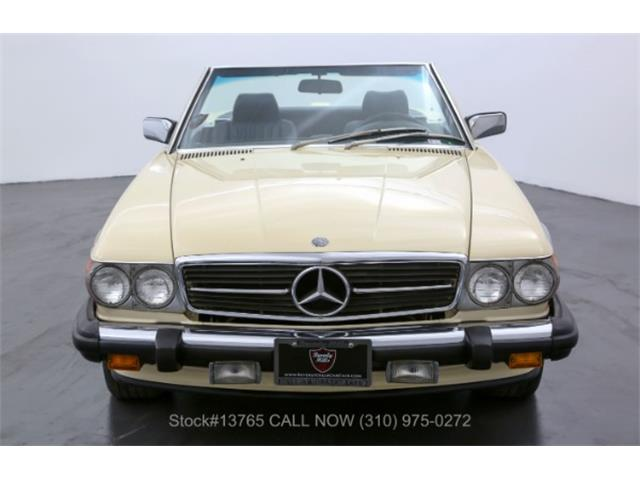 1987 Mercedes-Benz 560SL (CC-1506091) for sale in Beverly Hills, California