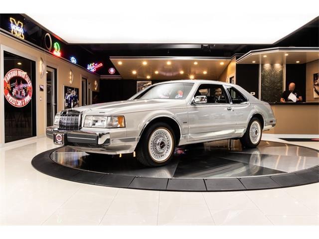 1990 Lincoln Mark V (CC-1506117) for sale in Plymouth, Michigan