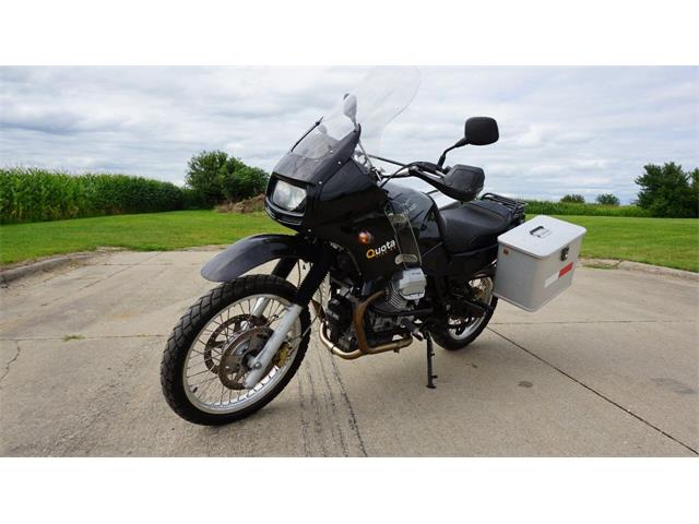 2000 Moto Guzzi Motorcycle (CC-1506142) for sale in Clarence, Iowa