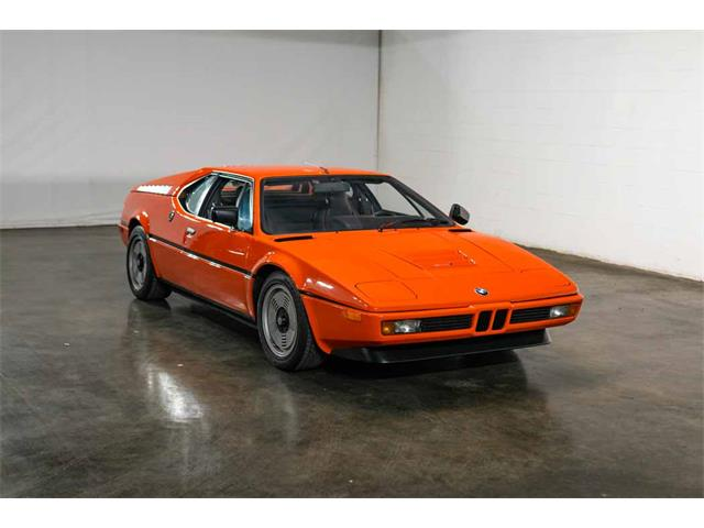 1980 BMW M1 (CC-1506145) for sale in Jackson, Mississippi