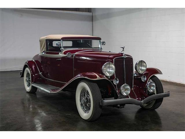 1931 Auburn 8-98A (CC-1506156) for sale in Jackson, Mississippi