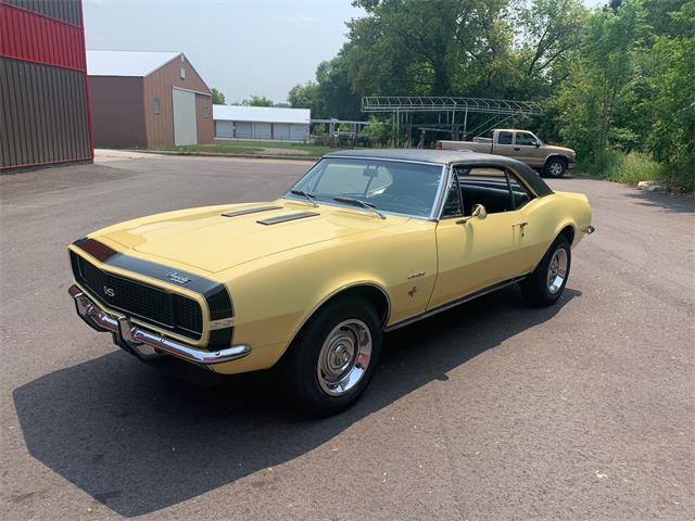 1967 Chevrolet Camaro RS/SS (CC-1506175) for sale in Annandale, Minnesota