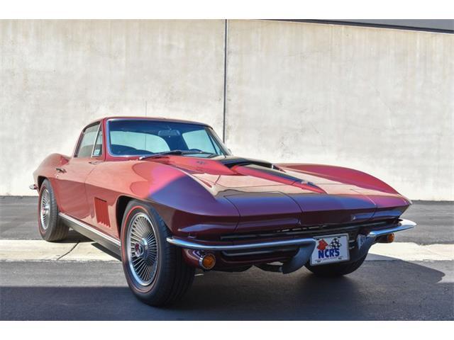 1967 Chevrolet Corvette (CC-1506180) for sale in Costa Mesa, California