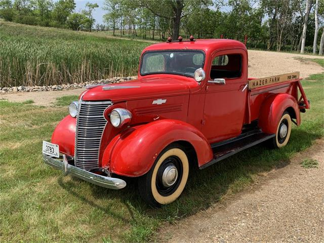 1938 Chevrolet 1/2-Ton Pickup (CC-1506185) for sale in Woodworth, North Dakota