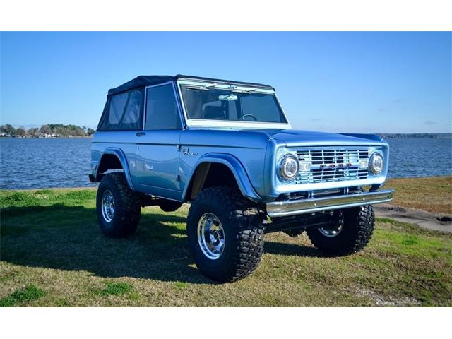 1969 Ford Bronco (CC-1506186) for sale in Carrollton, Texas