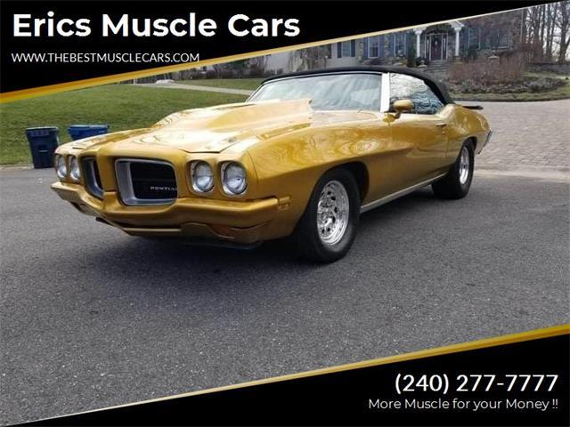 1970 Pontiac LeMans (CC-1506226) for sale in Clarksburg, Maryland