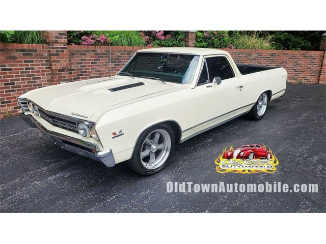 1967 Chevrolet El Camino (CC-1506257) for sale in Huntingtown, Maryland