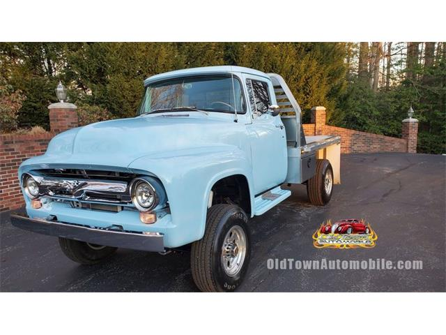 1956 Ford F100 (CC-1506273) for sale in Huntingtown, Maryland