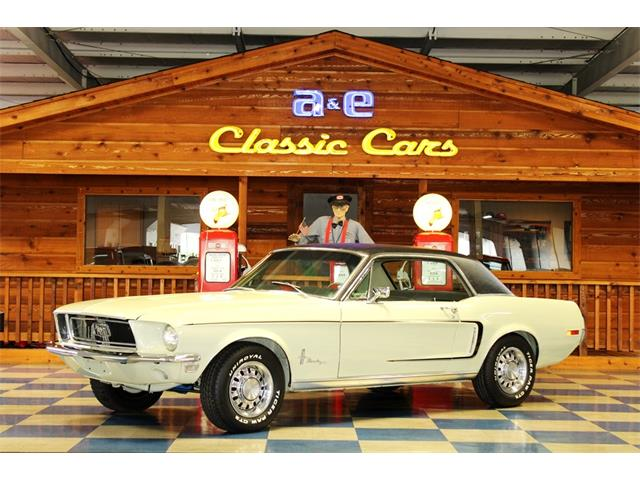 1968 Ford Mustang (CC-1506321) for sale in New Braunfels , Texas