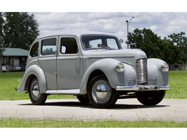 1948 Hillman Minx (CC-1506343) for sale in Eustis, Florida