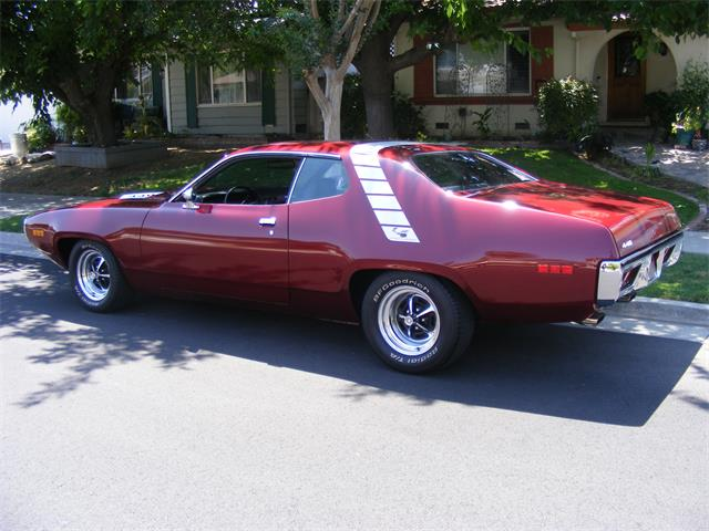 1971 Plymouth Road Runner (CC-1506345) for sale in San Jose, California