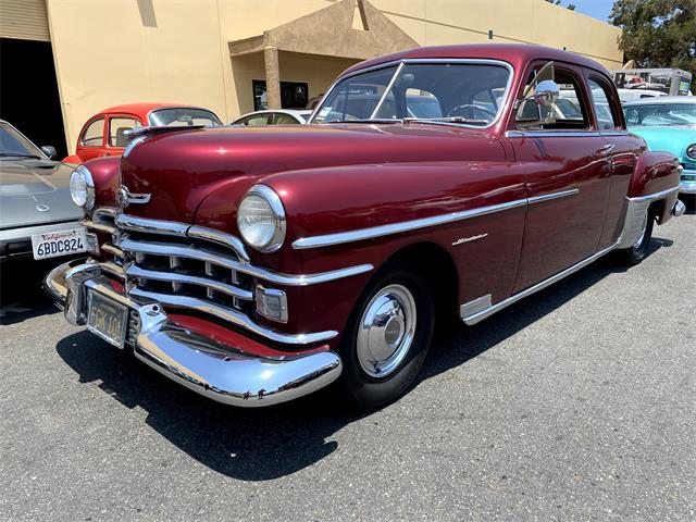 1950 Chrysler Windsor (CC-1506349) for sale in Escondido, California