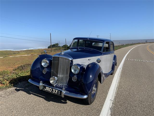 1948 Bentley Mark VI (CC-1506366) for sale in Lompoc, California