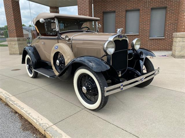 1930 Ford Model A (CC-1506367) for sale in DAVENPORT, Iowa