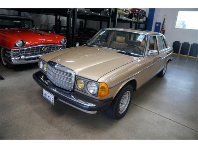 1983 Mercedes-Benz 300D (CC-1506371) for sale in Torrance, California