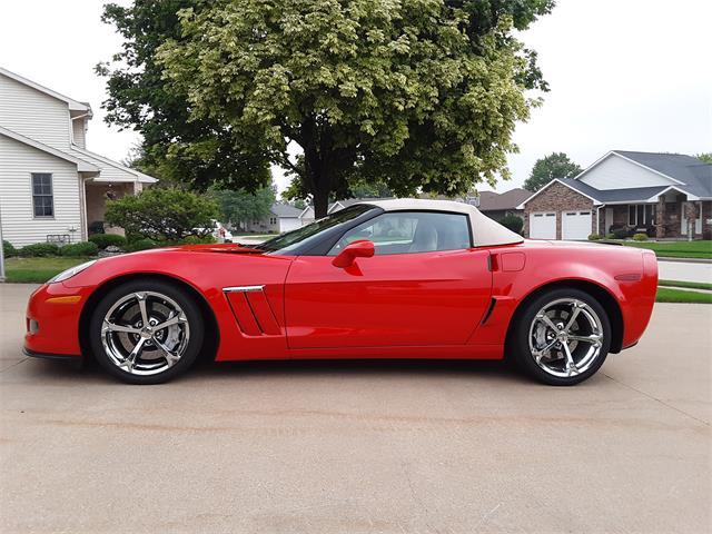 2013 Chevrolet Corvette (CC-1506375) for sale in Dubuque, Iowa