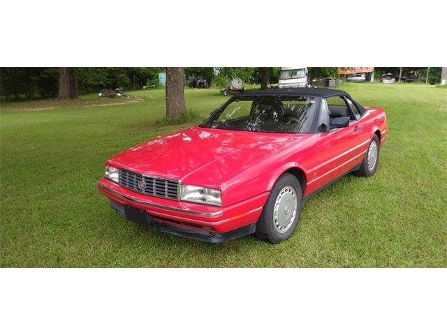 1992 Cadillac Allante (CC-1506378) for sale in Louisville, Mississippi