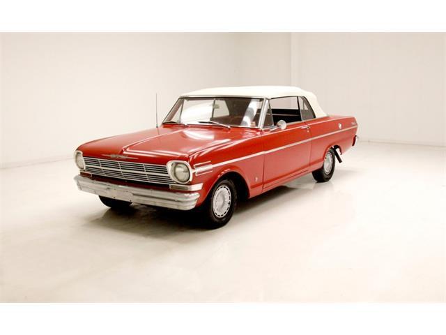 1962 Chevrolet Nova (CC-1506397) for sale in Morgantown, Pennsylvania