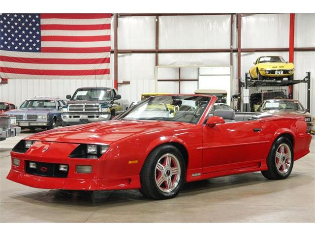 1992 Chevrolet Camaro (CC-1506398) for sale in Kentwood, Michigan