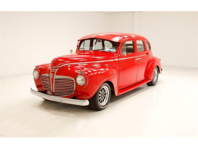 1941 Plymouth 4-Dr Sedan (CC-1506401) for sale in Morgantown, Pennsylvania
