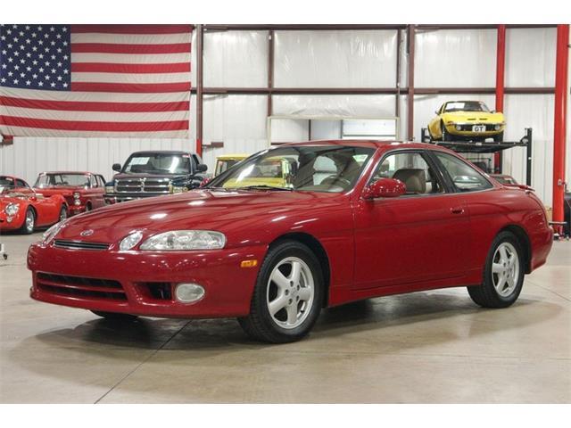 1997 Lexus SC400 (CC-1506403) for sale in Kentwood, Michigan