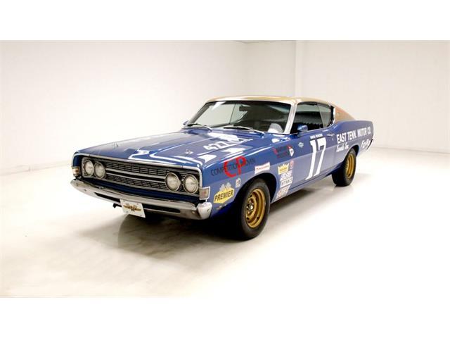 1968 Ford Fairlane (CC-1506404) for sale in Morgantown, Pennsylvania