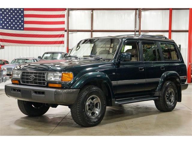 1997 Toyota Land Cruiser FJ (CC-1506411) for sale in Kentwood, Michigan