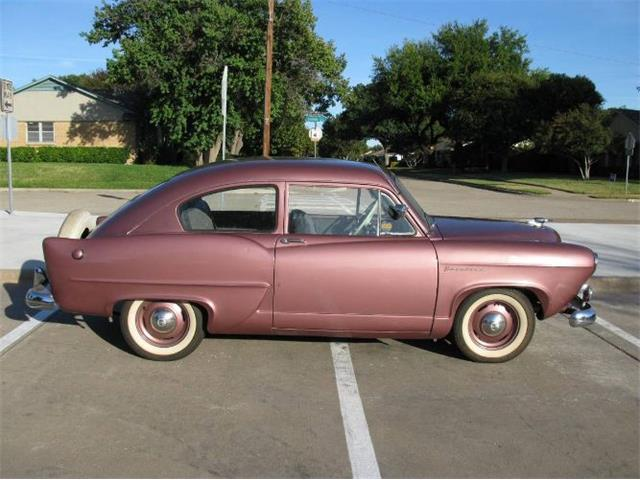 1952 Kaiser Henry J (CC-1506412) for sale in Cadillac, Michigan
