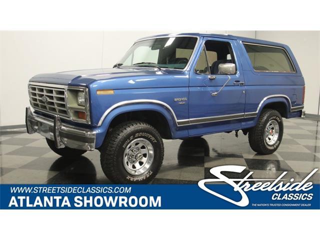 1986 Ford Bronco (CC-1506414) for sale in Lithia Springs, Georgia